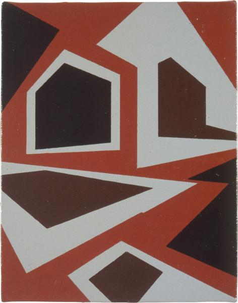 Stephen Bram Untitled, 1993; acrylic on canvas; 25 x 20 cm; enquire