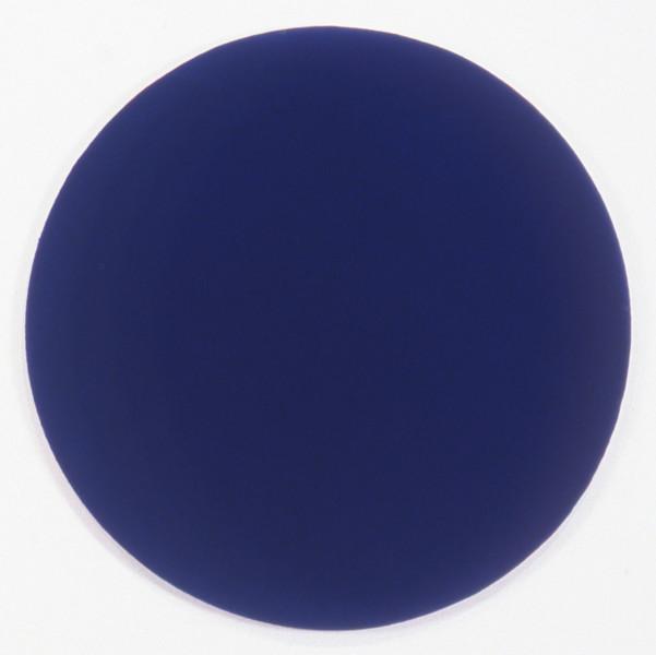 Amanda Ahmed Valentino, 1994; velvet, hoola hoop; 80 cm diameter (irreg.); enquire