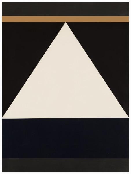 Esther Stewart Clogs on Cobbles, 2014; enamel on board, framed; 120 x 90 cm; enquire
