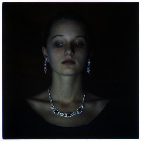 Bill Henson Untitled 21/51, 1990-91; from the series Paris Opera Project; type C photograph; 127 x 127 cm; series of 50; Edition of 10 + AP 2; enquire