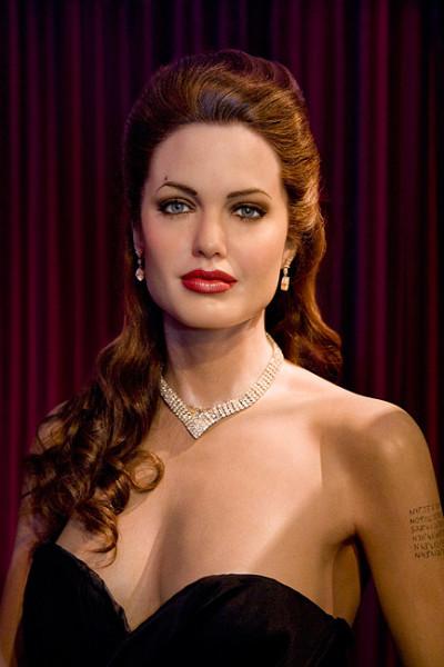 Anne Zahalka Angelina Jolie, 2007, 2011; archival pigment ink print; 89.5 x 60.5 cm; Edition of 5 + AP 2; enquire