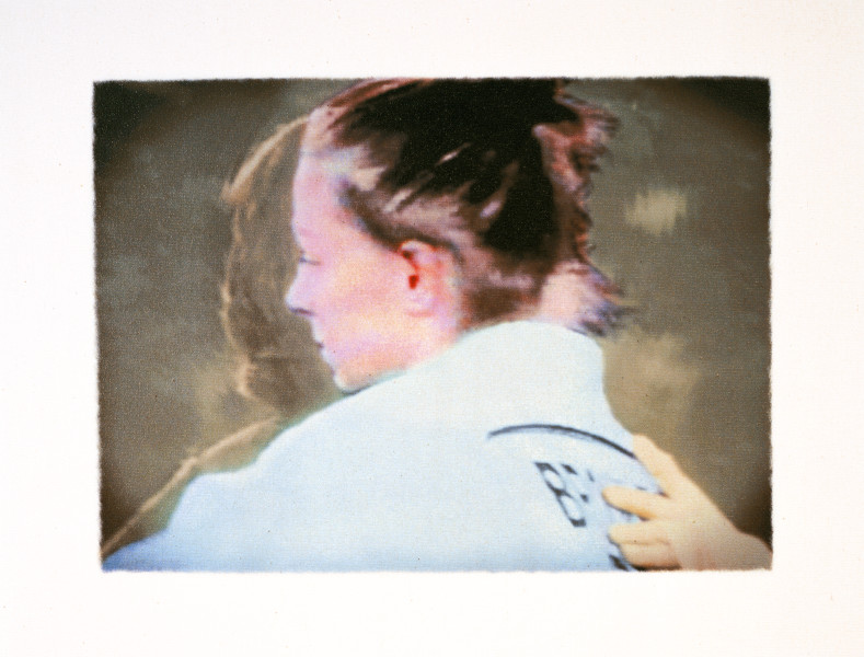 Tracey Moffatt Fourth #23, 2001; Colour print on canvas; 36 x 46 cm; series of 26; Edition of 25 + 10 AP; enquire