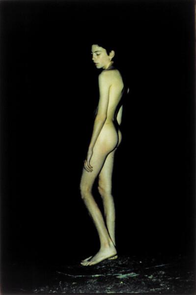 Bill Henson Untitled #102, 1998; CB SH 19 N19; Type C photograph; 104 x 154 cm; 127 x 180 cm (paper size); Edition of 5 + AP 2; enquire