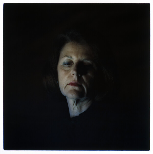 Bill Henson Untitled 47/144, 1990-91; from the series Paris Opera Project; type C photograph; 127 x 127 cm; series of 50; Edition of 10 + AP 2; enquire