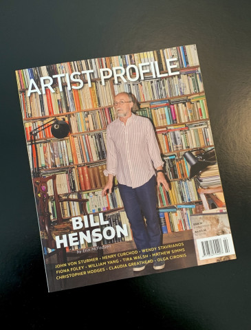 Bill Henson in Artist Profile