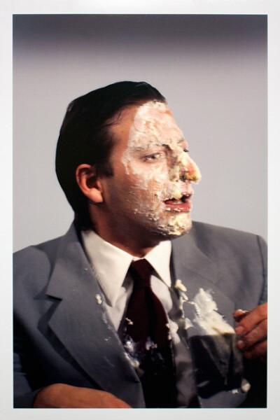 Callum Morton Pie Eyed #5, 2000; digit prints on archival paper; 70 x 45 cm; 85 x 59 (framed); enquire