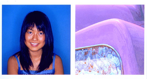 Patricia Piccinini Big Sister, Headlight, 1999; Type C colour photograph; 103 x 199 cm; Edition of 6; enquire