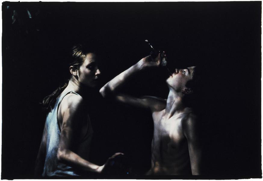 Bill Henson Untitled #65, 1998-00; CB/KMC 4 SH 75 N 34   ; Archival inkjet pigment print; 127 x 180 cm; (paper size); Edition of 5 + AP 2; Enquire