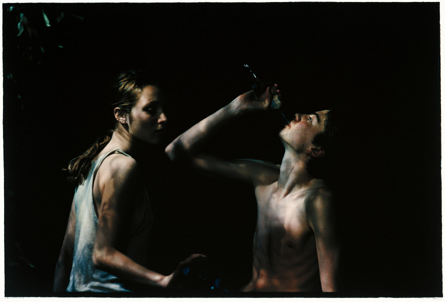 Bill Henson Untitled, 1998-00; CB/KMC 4 SH 75 N 34 / gallery ref. #65; Archival inkjet pigment print; 127 x 180 cm; (paper size); Edition of 5 + AP 2; enquire