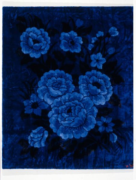 Dale Frank Art, 1989; painted acrylic mink; 230 x 190 cm; enquire