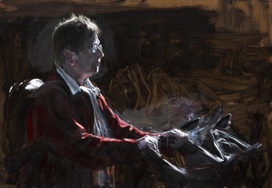 Louise Hearman Untitled #1340, 2011; Oil on masonite; 61 x 89 cm; enquire