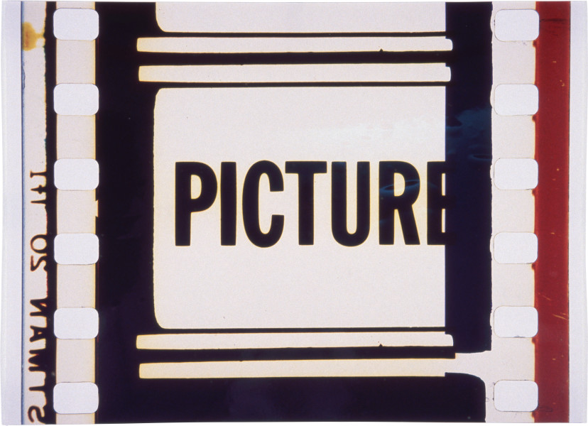 Brad Lochore Picture (Teaser Trailer Mission Impossible), 1996; R-type photograph on acrylic; 77 x 104 cm; Edition of 6; enquire