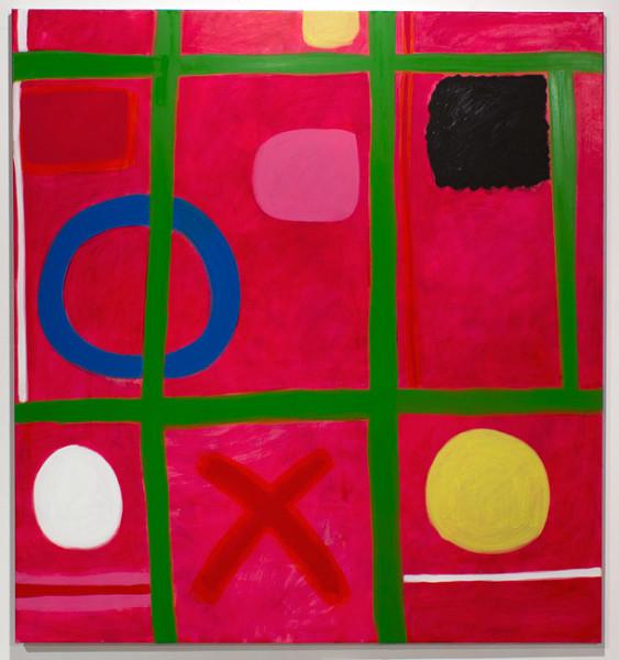 Angela Brennan Untitled, 2012; Oil on Linen; 180 x 169.5 cm; enquire