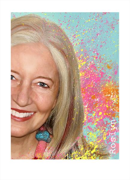 Tracey Moffatt Roslyn Oxley is my art dealer in Sydney, 2007; archival ink on rag paper; 61 x 44.5 cm (image size); 74 x 53.5 cm (paper size); 81.5 x 63.5 cm (frame size); Edition of 5 + AP 2; enquire