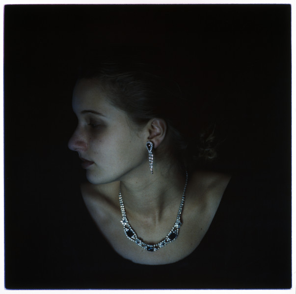 Bill Henson Untitled 20/53, 1990-91; from the series Paris Opera Project; type C photograph; 127 x 127 cm; series of 50; Edition of 10 + AP 2; enquire