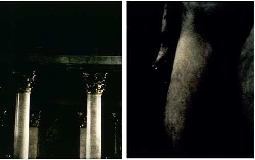 Bill Henson Untitled 108,107, 1983-84; Type C photograph; 100 x 80 cm; Diptych; Edition of 10; enquire