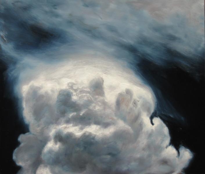 Louise Hearman Untitled #1105, 2005; oil on masonite; 52 x 61 cm; enquire