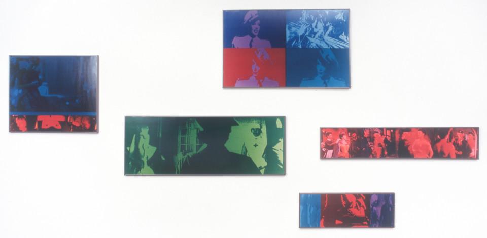 Kaye Shumack Impasse, 1994; type C mural prints; 5 prints, variable dimensions; enquire