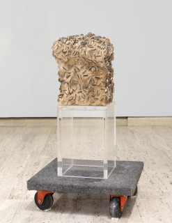 Mikala Dwyer The Divisions and the Subtractions detail, 2017; mixed media; dimensions variable; enquire