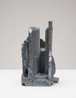 Fiona Hall Castles of Lost Destinies, 2015; Cat no. 19; Bronze; 27 x 22 x 15 cm; enquire