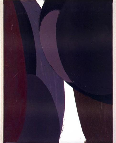 Tony Clark Lontano XXXIV, 2000; from the series Lontano; Acrylic on canvas board; 30.5 x 22.5 cm; 1 panel; enquire