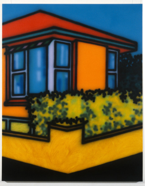 Howard Arkley Untitled, 1988; acrylic on canvas; 170 x 135 cm; enquire