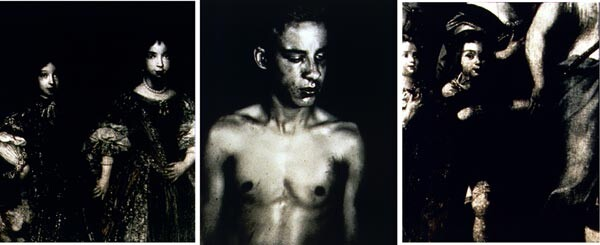 Bill Henson Untitled 117,119,118, 1983-84; Type C photograph; 100 x 80 cm; Triptych; Edition of 10; enquire