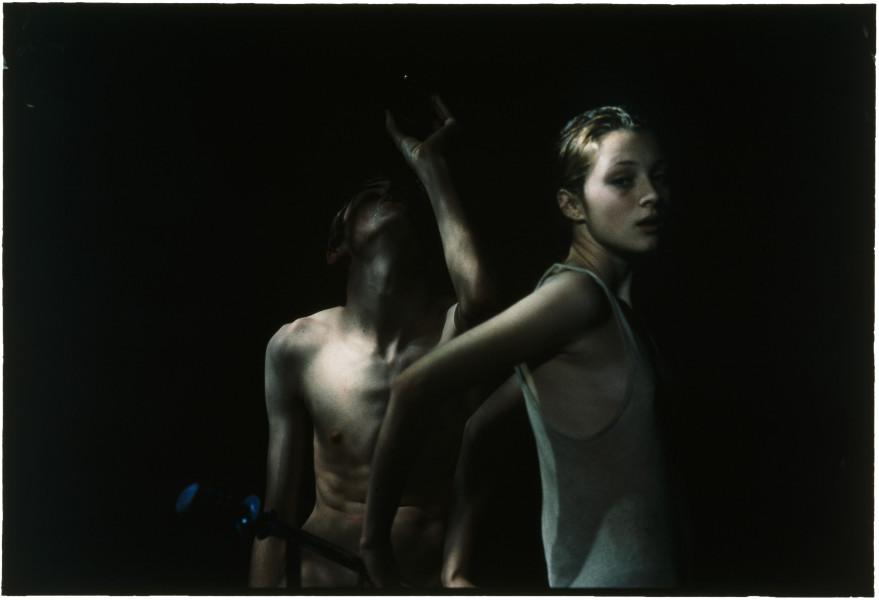 Bill Henson Untitled #32, 1998-00; CB/KMC 7 SH 73 N7   ; Type C photograph; 127 x 180 cm; Edition of 5 + AP 2; Enquire