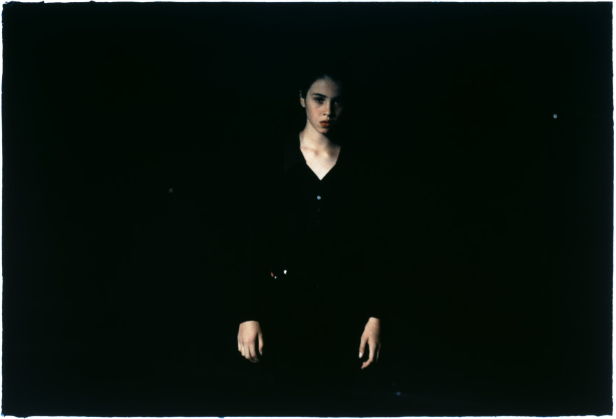 Bill Henson Untitled, 1998-00; JPC 2 SH 26 N22 / gallery ref. #78; Type C photograph; 127 x 180 cm; (paper size); Edition of 5 + AP 2; enquire