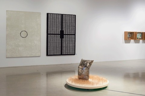 Brook Andrew at 'Space YZ'