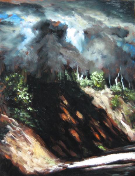 Louise Hearman Untitled #1202, 2004; oil on masonite; 79 x 61 cm; enquire