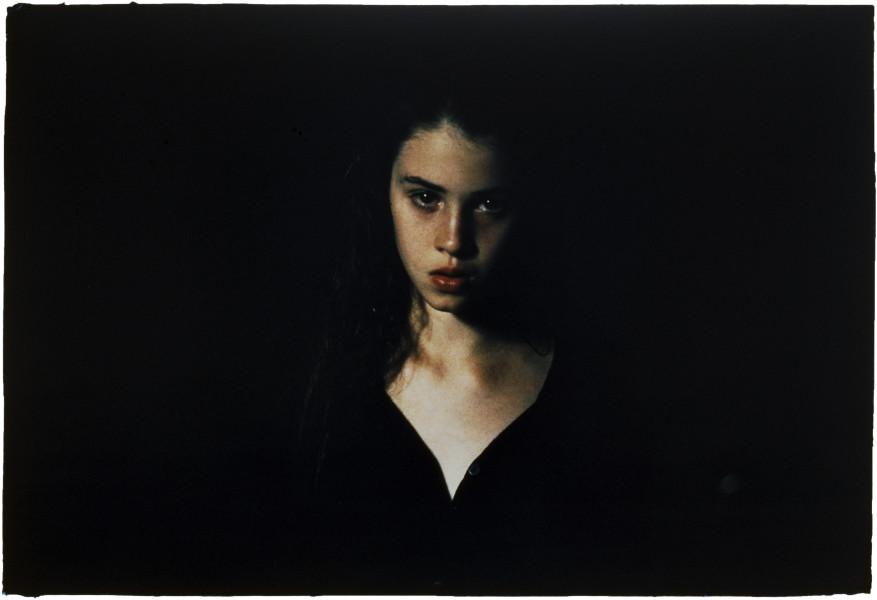 Bill Henson Untitled #34, 1998-00; JPC 2 SH 26 N34   ; Type C photograph; 127 x 180 cm; Edition of 5 + AP 2; Enquire