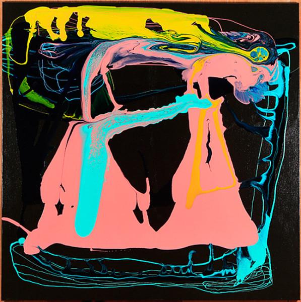 Dale Frank , 0; 200 x 200 cm; enquire