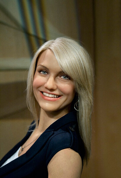 Anne Zahalka Cameron Diaz, 2008, 2011; archival pigment ink print; 89.5 x 60.5 cm; Edition of 5 + AP 2; enquire