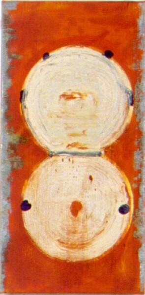 John Firth-Smith Memento No. 4, 2001; Oil on linen; 2 ft x 1 ft; enquire