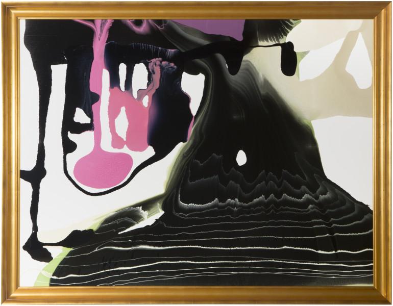 Dale Frank Greta, 2013; 160 x 120 cm; enquire