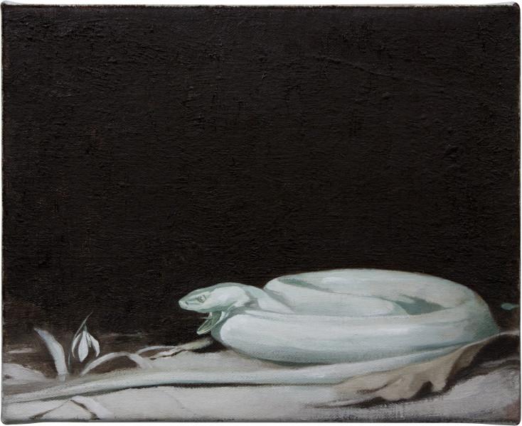 Glenn Sorensen Maria, 2011-12; oil on linen; 20 x 25 cm; enquire