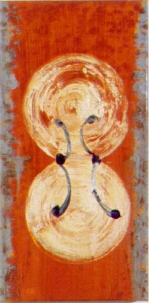 John Firth-Smith Memento No. 5, 2001; Oil on linen; 2 ft x 1 ft; enquire