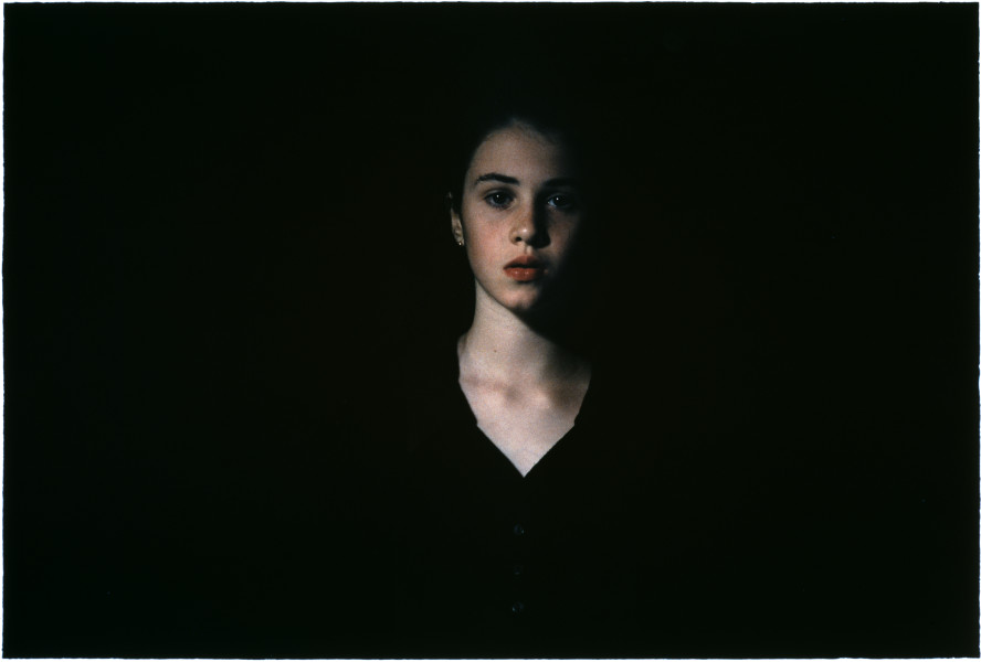 Bill Henson Untitled, 1998-00; JPC 2 SH 26 N15 / gallery ref. #18; Type C photograph; 127 x 180 cm; Edition of 5 + AP 2; enquire