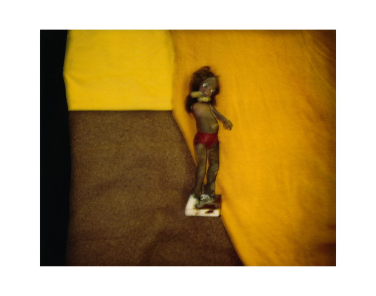 Destiny Deacon Princess, 1994-03; light jet print from Polaroid original; 80 x 100 cm; Edition of 15; enquire