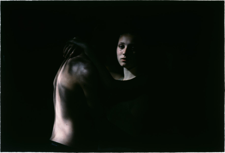Bill Henson Untitled, 1998-00; CB/KMC 7 SH157 N22A / gallery ref. #75; Type C photograph; 127 x 180 cm; Edition of 5 + AP 2; enquire