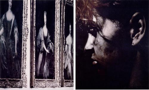 Bill Henson Untitled 4,5, 1983-84; Type C photograph; 100 x 80 cm; Diptych; Edition of 10; enquire
