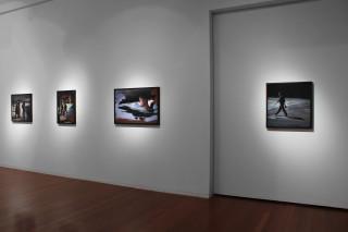 installation view; Louise Hearman Untitled #1326, 2010; Oil on masonite; 61 x 63.5 cm; enquire