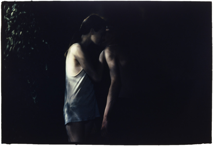 Bill Henson Untitled, 1998-00; CB/KMC 7 SH 156 N13 / gallery ref. #76; Type C photograph; 127 x 180 cm; (paper size); Edition of 5 + AP 2; enquire