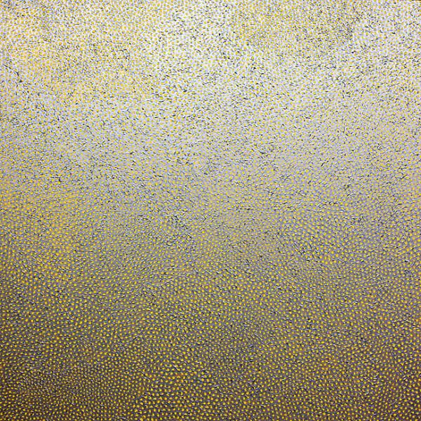 Yayoi Kusama INFINITY NETS MOREA, 2009; acrylic on canvas; 162 x 162 cm; enquire