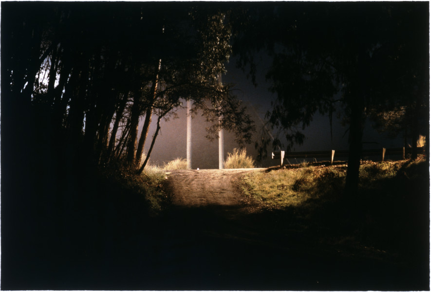 Bill Henson Untitled, 1998-00; CL SH 395 N23A / gallery ref. #25; Type C photograph; 127 x 180 cm; Edition of 5 + AP 2; enquire