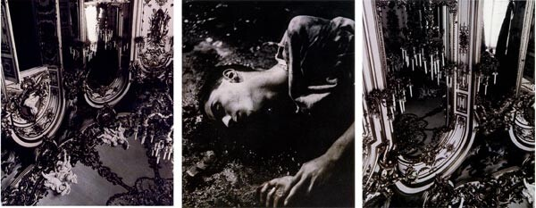 Bill Henson Untitled 95,97,96, 1983-84; Type C photograph; 100 x 80 cm; Triptych; Edition of 10; enquire