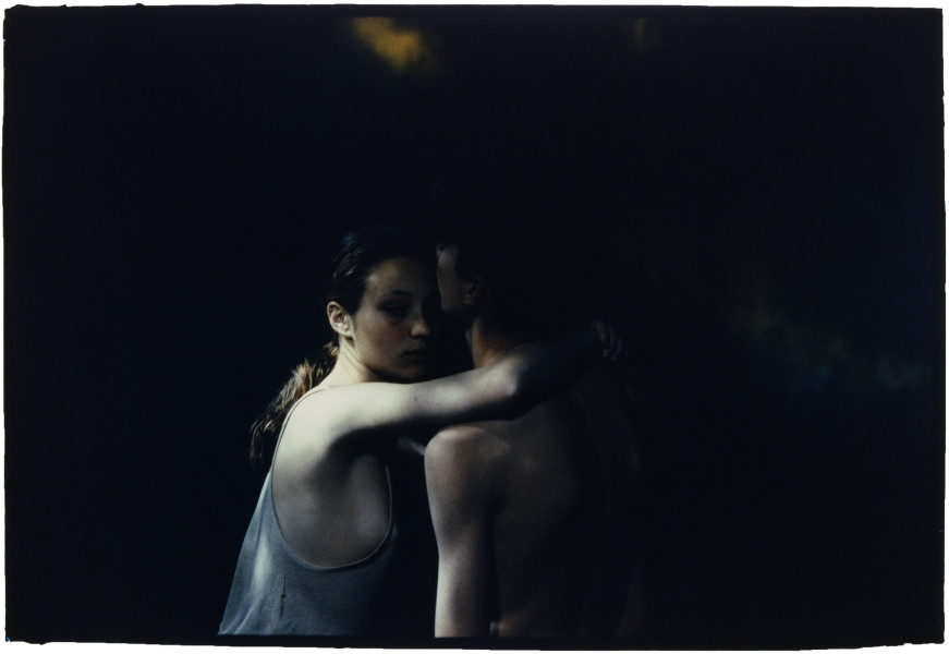 Bill Henson Untitled, 1998-00; CB/KMC 7 SH 176 N 14 / gallery ref. #67; Type C photograph; 127 x 180 cm; (paper size); Edition of 5 + AP 2; enquire
