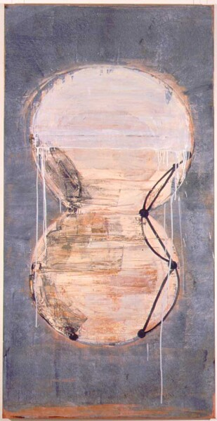 John Firth-Smith Phases No. 3, 2001; Oil on linen; 6 ft x 3 ft; enquire