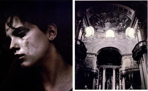Bill Henson Untitled 79,106, 1983-84; Type C photograph; 100 x 80 cm; Diptych; Edition of 10; enquire